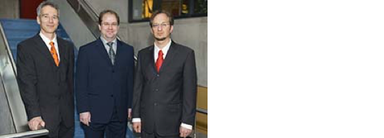 Dr Pierre-Yves Bochud – Dr Patrick Descombes – Prof. Sven Bergmann
