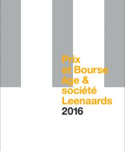 Prix et Bourse âge & société 2016