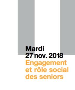Brochure: Rendez-vous âge & société 2018