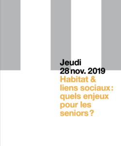 Brochure - RDV âge & société 2019